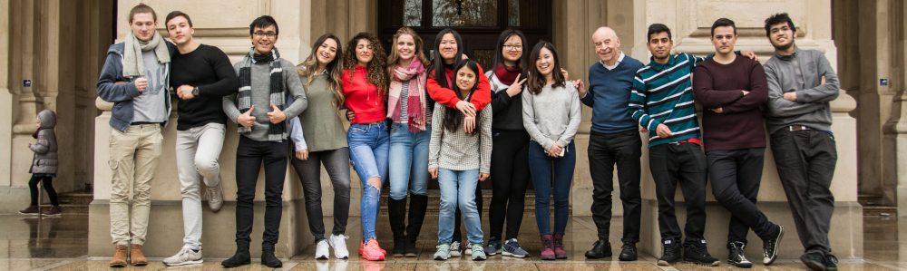 Alumni-Seite des ISZ Frankfurt am Main